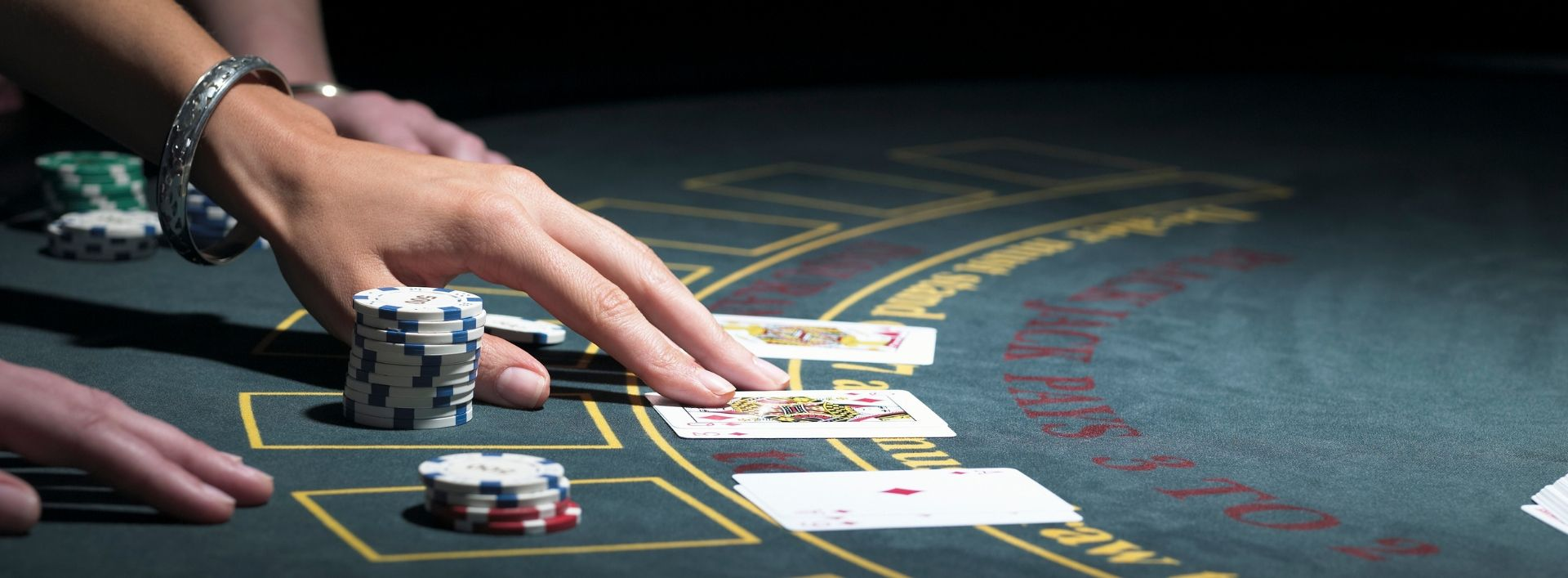 Play Blackjack on a USA Casino